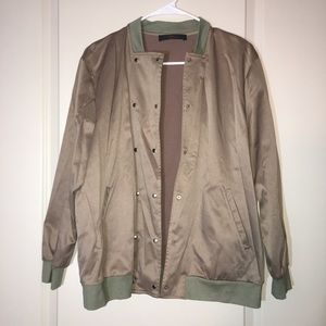 Jackets & Blazers - Cool taupe jacket